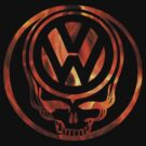 volkswagen vw logo by ALEX55