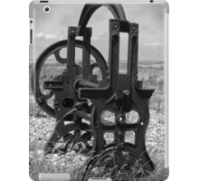 Winched No More iPad Case/Skin