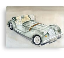 Morgan Sports Car Canvas Print