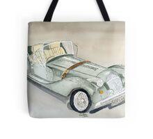 Morgan Sports Car Tote Bag