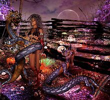 Power of Love-Collaborative Artwork by Pamela Phelps