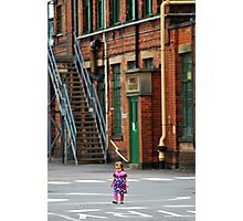 Big World Photographic Print