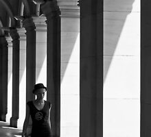 Melbourne GPO by Trevor Middleton