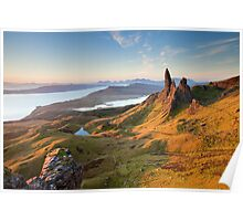 The Old Man of Storr Poster