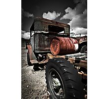 Caan River Truck Photographic Print