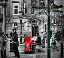 Piano Man by Yhun Suarez