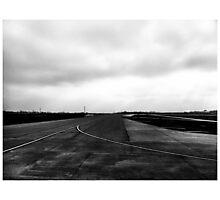 Runway Photographic Print