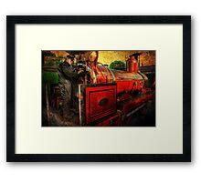 Furness Railway Number 20 Framed Print