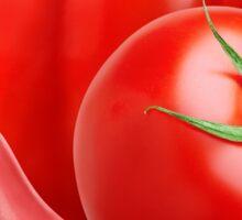 Hot sauce ingredients Sticker