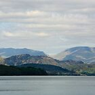 Coniston Water by Tony Steel