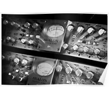Sound Gear 1 - Mic Preamp Poster
