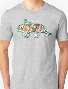 The King and His Tiger T-Shirt