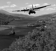 Flying by Loch Tunnel by Sam Smith