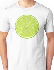 Slice of lime Unisex T-Shirt