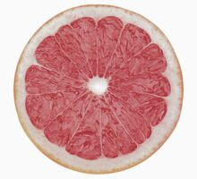 Slice of grapefruit Kids Clothes