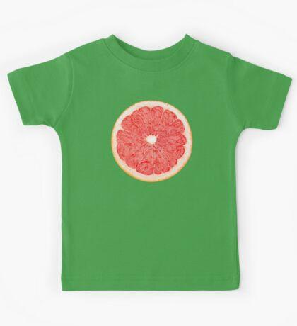 Slice of grapefruit Kids Tee