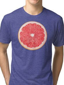 Slice of grapefruit Tri-blend T-Shirt