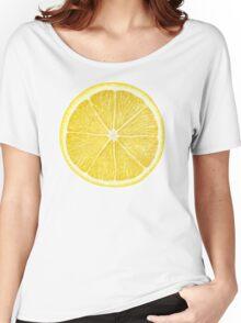 Slice of lemon Women's Relaxed Fit T-Shirt