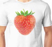 One beautiful strawberry Unisex T-Shirt