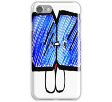 Nerd Glasses iPhone Case/Skin