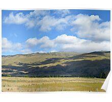 scenic Otago Poster