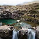 Fairy Pools of Skye by Will Hore-Lacy