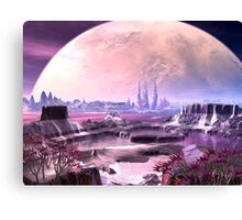 Beyond Earth Canvas Print