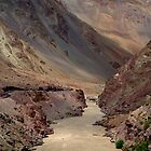 Rafting on the Zanskar River by SerenaB