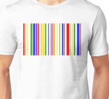 PRIDE in Barcode Unisex T-Shirt