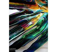 ACRYLIC WAVE Photographic Print