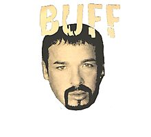 Buff Bagwell - BUFF Photographic Print