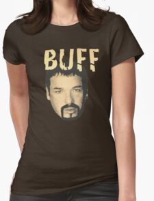 Buff Bagwell - BUFF Womens Fitted T-Shirt