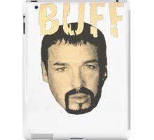 Buff Bagwell - BUFF iPad Case/Skin