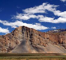 Scenery in Spiti Valley by SerenaB