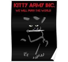 Kitty Army Inc. Zorro Poster