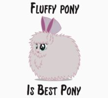 Fluffy Pony is Best Pony by tyko2000