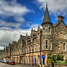 Birnam High Street by Tom Gomez