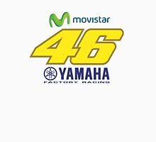 Valentino Rossi 46 The Doctor yamaha Racing Moto Gp Unisex T-Shirt
