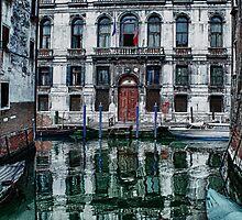 Venice, Italy by cgarphotos