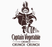 Captain Vegetable Baby Tee