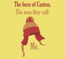 The Hero of Canton Kids Tee