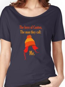The Hero of Canton Women's Relaxed Fit T-Shirt