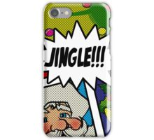 Pop Art Jingle Bells iPhone Case/Skin