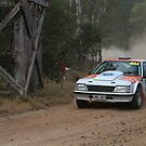 Scouts Rally SA 2015 - SARC Leg 2 - Barry Lowe by Stuart Daddow Photography