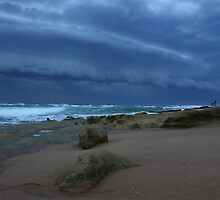 Good Friday Gust Front 1 by Greg Thomas