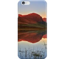 Red Crags iPhone Case/Skin