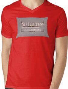 New Fluffytown Mens V-Neck T-Shirt