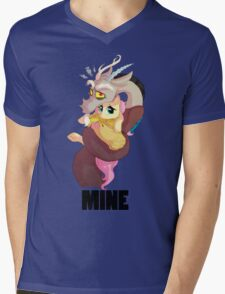Discord Mine Mens V-Neck T-Shirt
