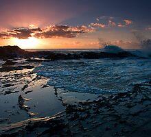 Golden Dawn, Currumbin Qld Australia by dbax