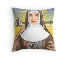 Saint Mary of the Cross MacKillop  Throw Pillow